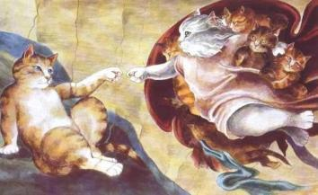 my-cat-is-god
