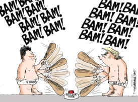 Gary Markstein / Cagle Cartoons