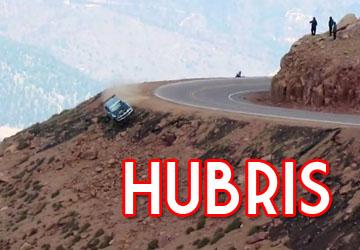 hubris